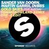 Sander Van Doorn, Martin Garrix, DVBBS Ft Aleesia - Gold Skies (TomorrowLand Remix) [ONE-Z Edit]
