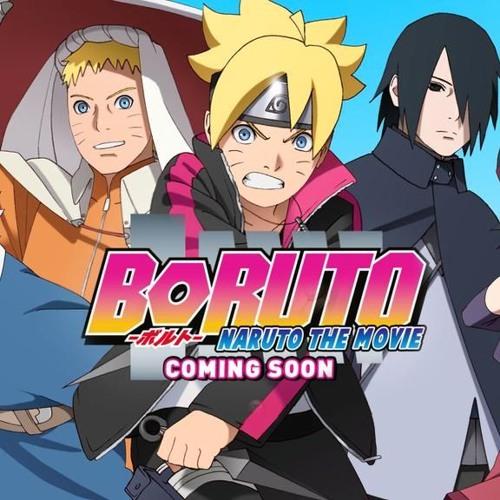 Naruto Boruto the Movie Soundtrack: Track 29, Spin and Burst