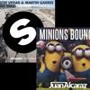 Dimitri Vegas & Like Mike, Martin Garrix VS Juan Alcaraz - Tremor - Minions Remix