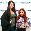 Snooki and J-Wow,aka Nicole and Jenny, are fabulous millennial moms with attitude.
