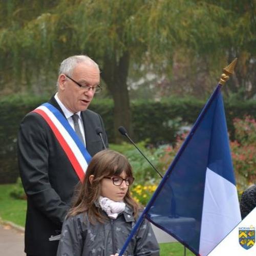 Discours de Pascal Noury - 11 novembre 2015