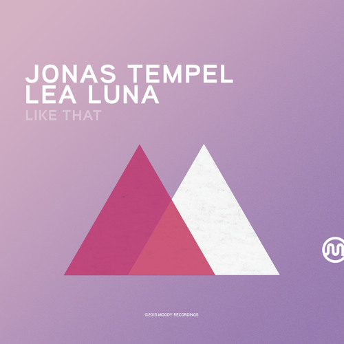 Jonas Tempel & Lea Luna - Like That
