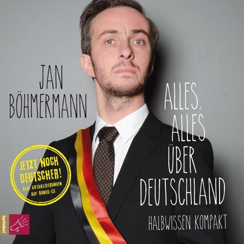 """Jan Böhmermann liest """"Alles, alles über Deutschland"""" - NEUAUSGABE"""