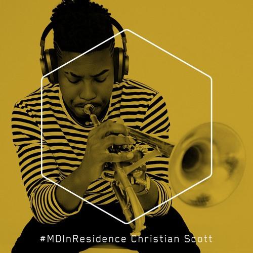 #MDInResidence — Christian Scott — Master & Dynamic