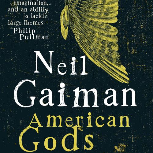Neil Gaiman - American Gods - Herr Falschgold