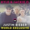13/02/15 JUSTIN BIEBER WORLD EXCLUSIVE INTERVIEW on Kyle & Jackie O