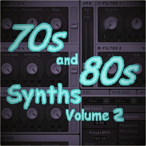 70s And 80s Synths Volume 2 Demo