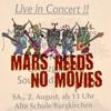 Mars Needs no Movies - Theme Song