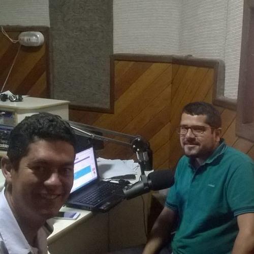 Érico Sampaio na Jacobina FM