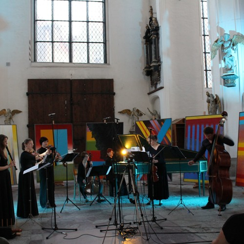 PRZEŚWITY for historical instruments and space of St.Mary's Church