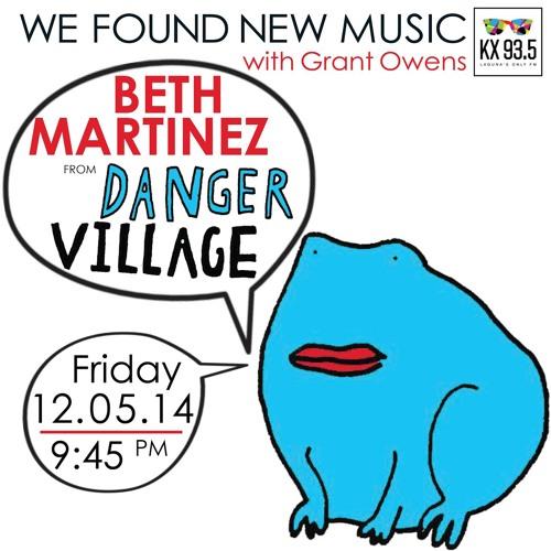 DANGER VILLAGE Interview - WE FOUND NEW MUSIC