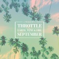 Throttle x Earth, Wind & Fire September Artwork