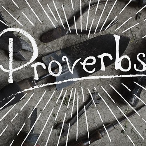 Proverbs - Planning