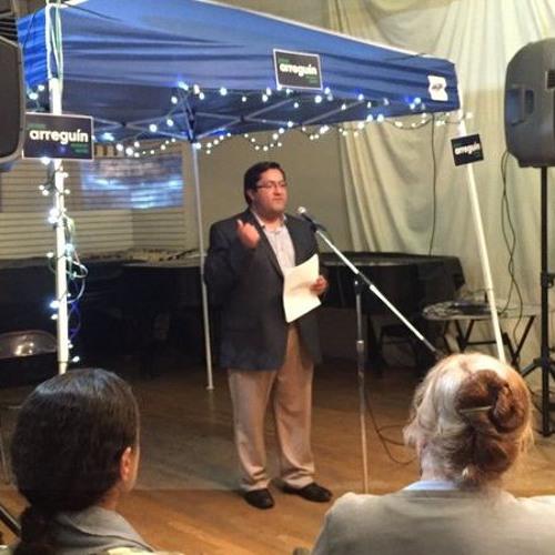 Jesse Arreguin Launches Campaign for Berkeley Mayor