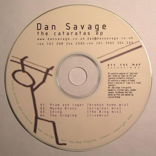 Dan Savage - MP For Ballads (Mix II)