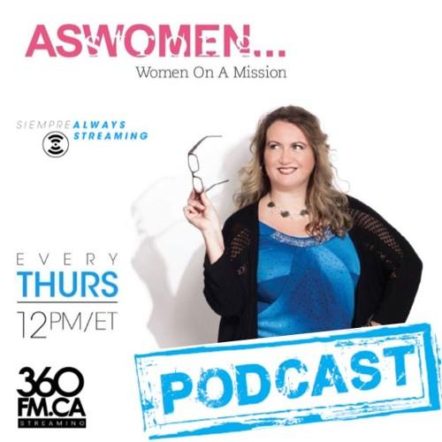 As Women guest Marta Pap Alternative Healer on 360FM