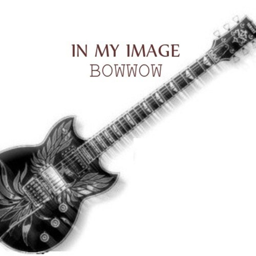 In My Image - Bowwow Cover (Instrumental +Guitar Improvisation) J-Metal / Early '80s