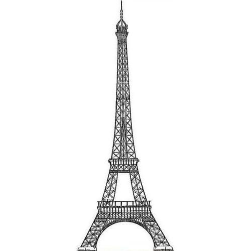 La Tour Eiffel 13-11-2015