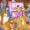Everybody Wants To Be A Cat- Clarinet Ensemble