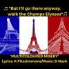 Track 13. Multicoloured Misery (lyrics K Fitzsimmons/music D Nash)