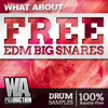 FREE EDM Big Snare - 50 Massive EDM / Pryda Snare Samples (W. A. Production)