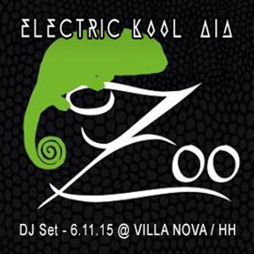 Electric Kool Aid DJ-Set @ Villa Nova / Hamburg - 2015.11.06 (FREE DOWNLOAD)