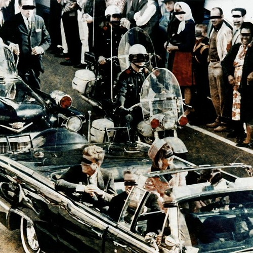 Avsnitt 8 - Mordet på John F. Kennedy, del 1