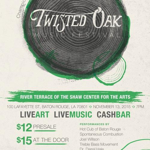 Twisted Oak Music Festival #KLSU Interview
