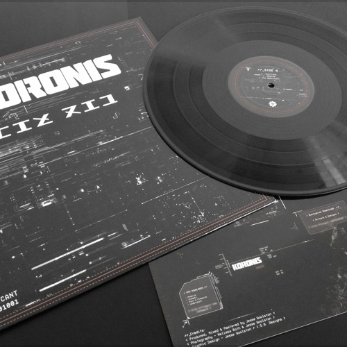 Koronis - The Replicant (LP) 2015