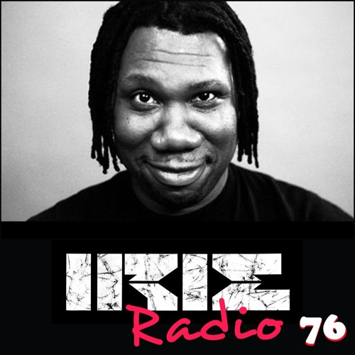 IrieRadio 76 *Krs One Tribute* (Aired 22-08-2015)