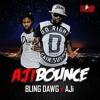Bling Dawg - Aji Bounce   #Dancehall June 2015 mp3