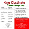 King Obstinate - Chinese Christmas Party (Snippet)