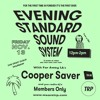 'TRP' Evening Standard Sound System With COOPER SAVER + Members Only