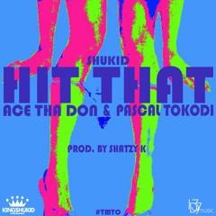 Hit That (feat. Ace Tha Don & Pascal Tokodi) [prod. By Shatzy K]