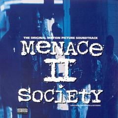 Mc Eight - Streiht Up Menace