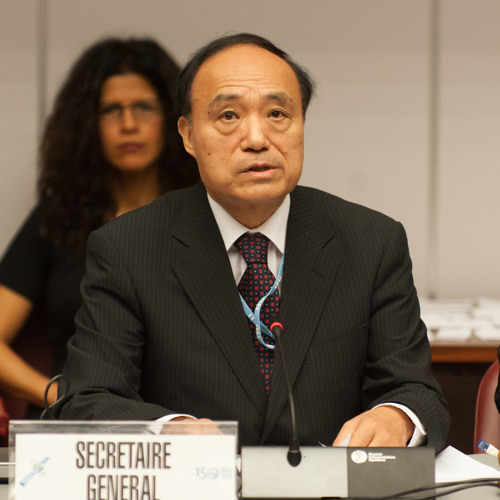 Houlin, Zhao, ITU Secretary-General Speech @ WRC - 15 EXTRAORDINARY PLENARY 161115