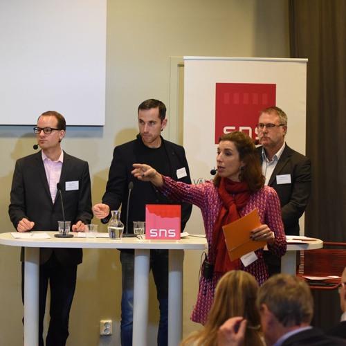 2015-11-16 SNS Digitech Forum. Vad händer i robotekonomin?