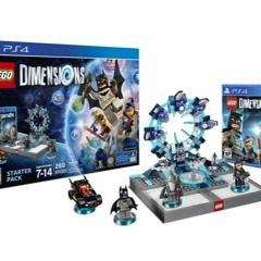 Lego Dimensions builds video game mash-up fun