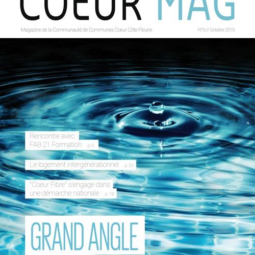 Coeur'Mag n°3 - (Octobre 2015) - Magazine de la Communauté de Communes Coeur Côte Fleurie