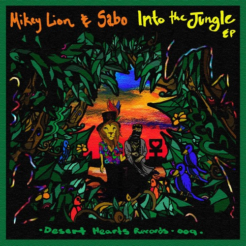 Mikey Lion & Sabo - Into the Jungle EP