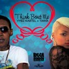 Vybz Kartel x Tiana - Think About Me(Official Audio) - Bigga Don Don - 2015