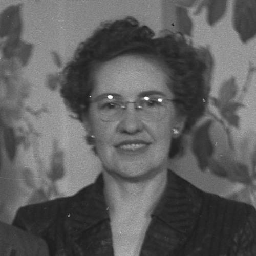 Edith Barrow (Pratt) 1983