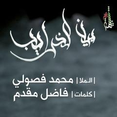 بين الخرايب - الملا محمد فصولي
