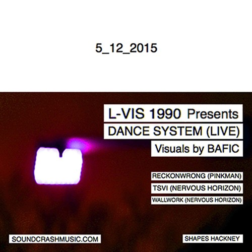 L-Vis 1990 Presents Dance System - Lets Go!