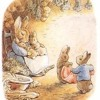 Perfect Day - Beatrix Potter - SWEDISH COVER