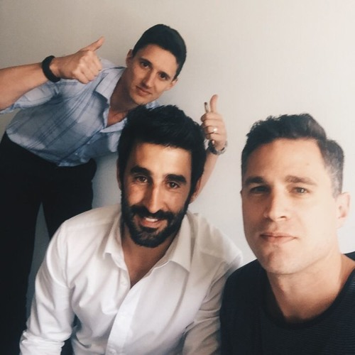 Ep 6 Dom Cassisi on leading through tragedy, career anxiety, transitioning from AFL to business