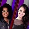 Allice Tirolla X Joelma Santiago (Chandelier - SIA) The Voice Brasil 2015