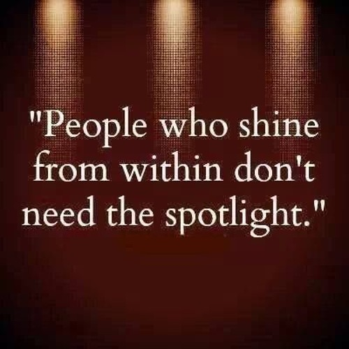 The Best Leaders Shine From Within