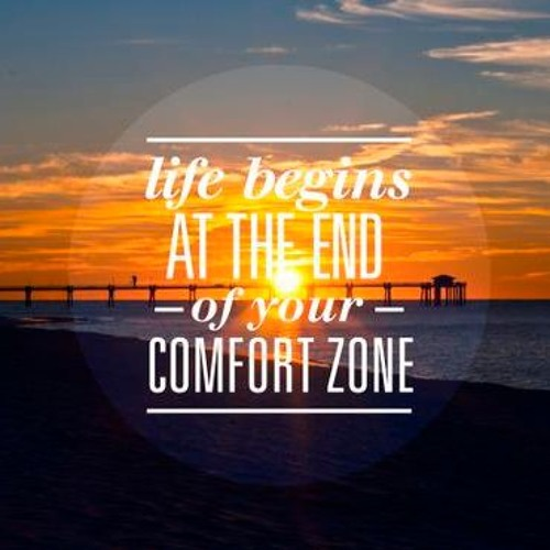 Leadership Begins At The End Of Your Comfort Zone