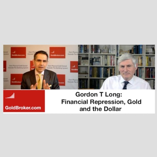 Gordon T Long: Cashless Society, Interest Rates, Gold and China